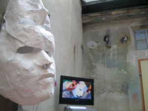 Die Masken und der Film